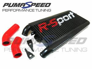 Pumaspeed R-Sport Fiesta Mk7 1.0l EcoBoost Stage 3 Intercooler - Black
