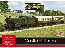 More details for graham farish 370-160 n gauge castle pullman digital sound train set