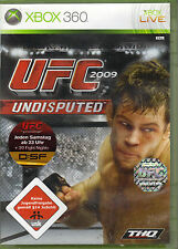 UFC 2009 Undisputed (X-Box360)