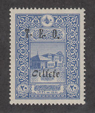 Cilicia Sc 77 MNH. 1919 20pa ultra Post Office of Turkey w/ ovpt, VF