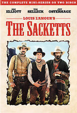 LOUIS L'AMOUR'S THE SACKETTS  - COMPLETE MINISERIES 2 DISC DVD SET, 2006