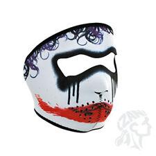 Trickster Clown Full Face Mask Neoprene Motorcycle Snowboard ATV Snowmobile
