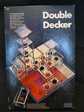 1971 Double Decker Game Pressman 4455 AKA Cube Fusion House of Games Corp. Ltd.