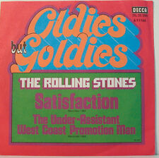 """THE ROLLING STONES - THE GOLDEN ERA OF HTS - 7"""" SINGLES (F839)"""