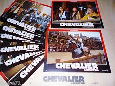CHEVALIER A Knight's Tale ! heat ledger jeu 8 photos cinema lobby card