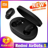 Xiaomi Redmi AirDots S Wireless TWS Earphone bluetooth 5.0 Earbuds Headset  -