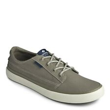 Sperry Top-Sider Coastline Blucher Sneakers Shoes Men's Size 9 Olive Canvas