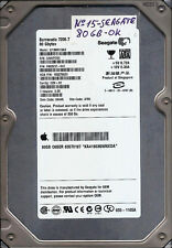 DISCO DURO SEAGATE APPLE BARRACUDA 80 GB 3,5  hard disk 80GB