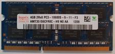 hynix Notebook Speicher RAM 4GB 2Rx8 PC3 - 10600S