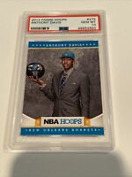 2012 Panini NBA Hoops #275 Anthony Davis ROOKIE RC PSA 10 GEM MINT
