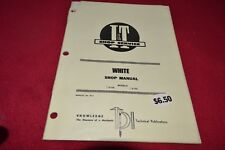 White 2-135 2-155 Tractor I&T Shop Manual SMPA