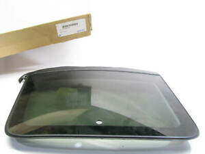 GM 12388440 Rear Right Passanger Side Quarter Glass 96-03 Blazer Trailblazer S10