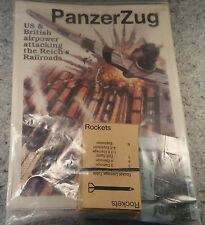 Winsome Board Game PanzerZug Excellent Condition Vintage Game (C10B1)