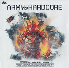 ARMY OF HARDCORE = Quitara/Viper/Angerfist/Playah/Thorax...=2CD= HARDCORE GABBER