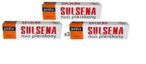 SULSENA ANTI-DANDRUFF PASTE- SHAMPOO 75ML 1% PSORIASIS DANDRUFF SEBORRHEA SCURF