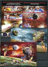 St. Vincent 2012 Raumfahrt Space Weltraum Espace Astronauten 7069-84 MNH