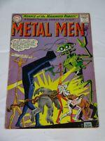 metal men  #5 vtg  comic DC comics Comic book