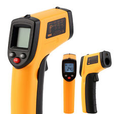 UK Non-Contact Digital Infrared Handheld Temperature Gun Thermometer IR Laser .