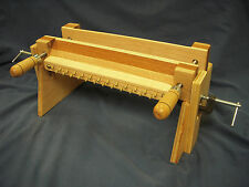 Tying Up Finishing Book Press for Bookbinding binding repair leather cords 3471
