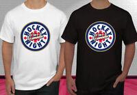Best Tragically Hip Hockey Night in Canada Black White Men's T-shirt S-2XL