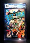 COMICS: Batman #359 (1983), 1st Killer Croc (with face) on cover app - CGC 9.4