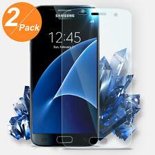 2Pcs HD Full Cover Soft TPU Screen Protector Film Guard For Samsung Galaxy S7