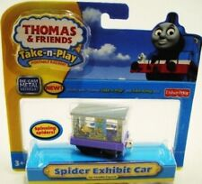 Fisher-Price Thomas & Friends Take N Play Spider Exhibit Car (Retired)