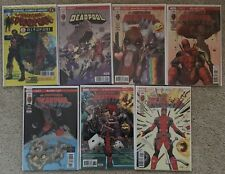 DESPICABLE DEADPOOL #287 Lenticular 288 289-300 1st Printing Complete Comic Set