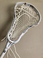 Womens Lacrosse Stick New STX crux 600 Head Precision Comp Shaft Retails $289