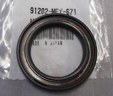 Genuine Honda CRF250R CRF450R CRF450X RH Right Crankshaft Seal 91202-MEY-671