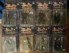 8 Buffy The Vampire Slayer Action Figures Spike Oz Willow Giles Drusilla Angel
