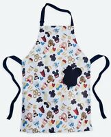 2019 Disney Parks Mickey Icon Food Snack Treats Apron Sweet Treats New With Tags