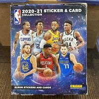2020-21 Panini NBA Stickers Collection – YOU PICK FREE SHIP CAN + USA 🔥⬆️