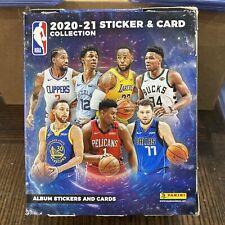 2020-21 Panini NBA Stickers Collection – YOU PICK FREE SHIP CAN + USA 🔥⬆️