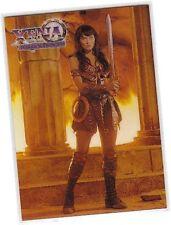"Xena The Warrior Princess Series 1 - C2 ""Refractor"" Chromium Card - Case Insert"