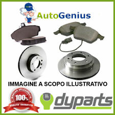 Kit Dischi e Pastiglie Smart Cabrio 450 0.6 61CV 2001>2004 1132D716