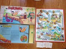 Milton Bradley 4123 - The FLINTSTONES Game