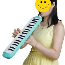 More details for new glarry 37 keys piano melodica harmonica instrument with carry bag