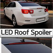 Morris Club Surface Emitting LED Roof Spoiler for Chevrolet Malibu 2012+ PAINTED