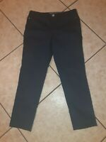 """INTRO LOVE THE FIT NAVY BLUE CHINO PANTS 8P 32"""" X 28"""" 9"""" RISE"""