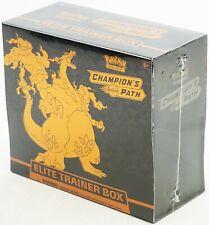 1 x Pokemon Champions Path Elite Trainer Box! Sealed! Free Aus. Postage!