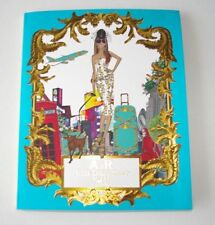 Anna Della Russo ADR for H&M Very Rare Fashion Week Diary Notebook