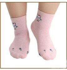 Cat Pink Iconic Socks