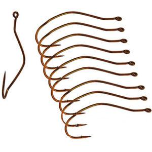 Mustad UltraPoint Slow Death Bronze Fishing Hooks (10 Ct) - 4