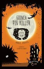 Guinea Pig Killer (Nightmare Club) (The Nightmare Club)-ExLibrary