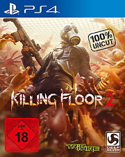Ps4 Spiel Killing Floor 2 [PlayStation 4] -