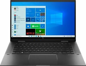 """HP - ENVY x360 2-in-1 15.6"""" Touch-Screen Laptop  AMD Ryzen 5  8GB RAM 256 GB SSD"""