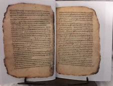 CODEX WASHINGTONIANUS 4TH CENTURY AD, Facsimile