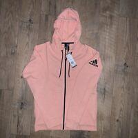 Adidas ID Stadium Jacket Men's - Glow Pink / Raw White