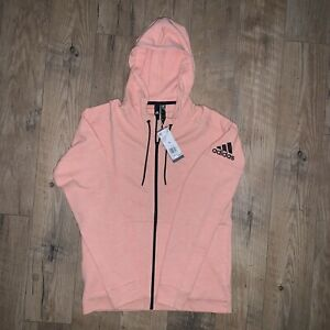 Varios ajustar Recoger hojas  adidas Pink Hoodies for Men for Sale | Shop Men's Athletic Clothes | eBay